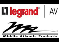 LEGRAND AV/MIDDLE ATLANTIC PRODUCTS