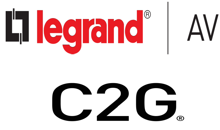 Legrand / C2G